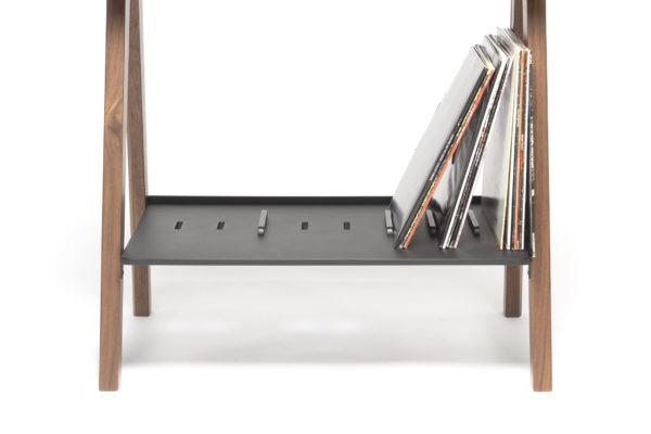 Vinyl shelf for LX